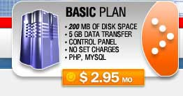 Cheap Web Hosting Plan